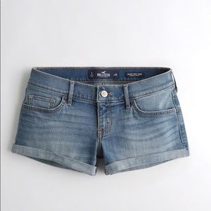 Hollister Female Denim shorts